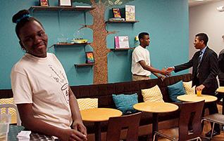 Community Action Café