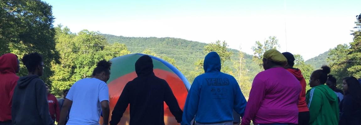 YELLS Teens Grow as Servant-Leaders in Blue Ridge