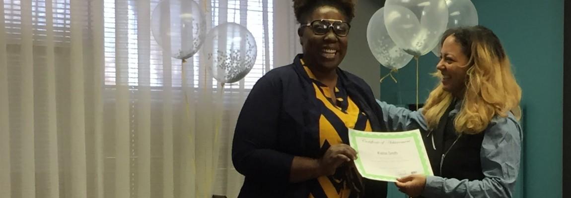 United Way Achievement Club Members Celebrate Success at First Graduation